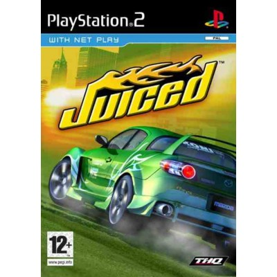 Juiced [PS2, английская версия]