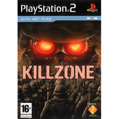 Killzone [PS2, русские субтитры]