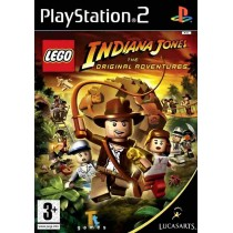LEGO Indiana Jones The Original Adventures [PS2]