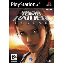 Lara Croft - Tomb Raider Legend [PS2]
