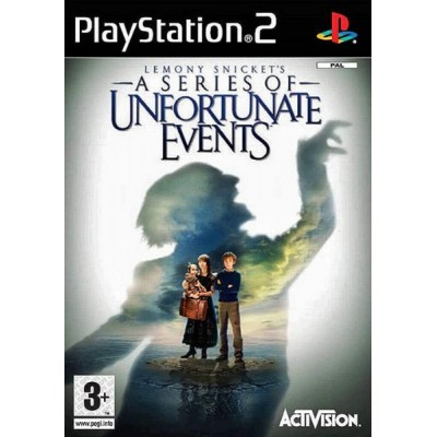 Lemony Snickets - A Series of Unfortunate Events [PS2, английская версия]