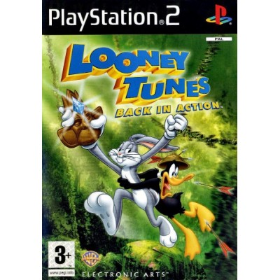 Looney Tunes Back In Action [PS2, английская версия]