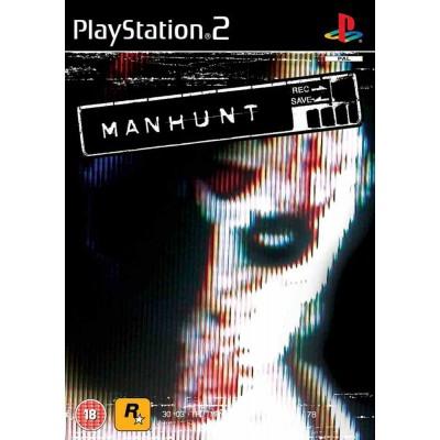 Manhunt [PS2, английская версия]