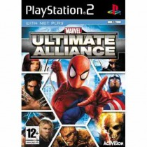 Marvel Ultimate Alliance [PS2]