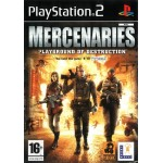 Mercenaries - Playground of Destruction [PS2]