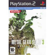 Metal Gear Solid 3 - Snake Eater [PS2]