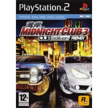 Midnight Club 3 - Dub Edition [PS2]