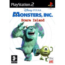 Monsters Inc. Scare Island (Корпорация Монстров) [PS2]
