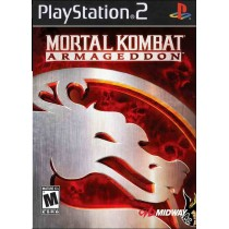Mortal Kombat - Armageddon [PS2]
