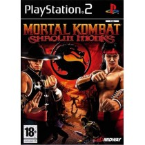 Mortal Kombat Shaolin Monks [PS2]