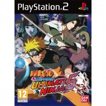 Naruto Shippuden Ultimate Ninja 5 [PS2]