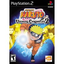 Naruto Uzumaki Chronicles 2 [PS2]
