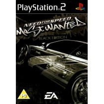 Need For Speed Most Wanted - Black Edition [PS2]