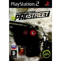 Need for Speed ProStreet [PS2]