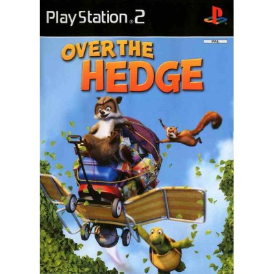 Over the Hedge [PS2, английская версия]