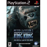 Peter Jaksons King Kong The Official Game of the Movie [PS2]
