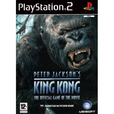 Peter Jaksons King Kong The Official Game of the Movie [PS2, русская версия]