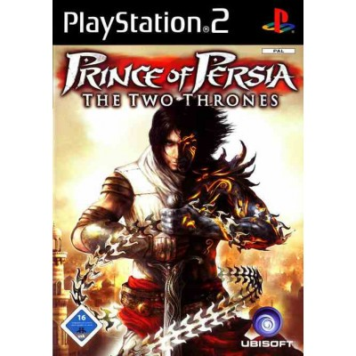 Prince of Persia - The Two Thrones [PS2, английская версия]