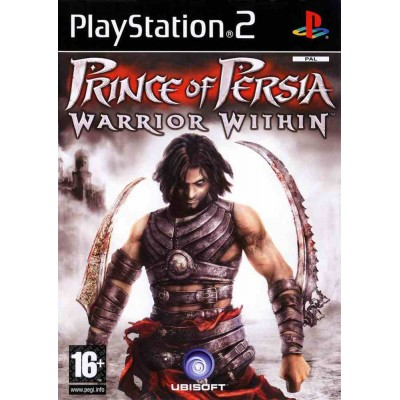 Prince of Persia - Warrior Within [PS2, английская версия]