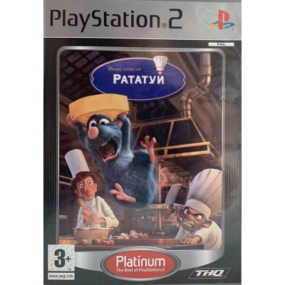 Рататуй [PS2, русская версия]