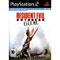 Resident Evil Outbreak File 2 [PS2]