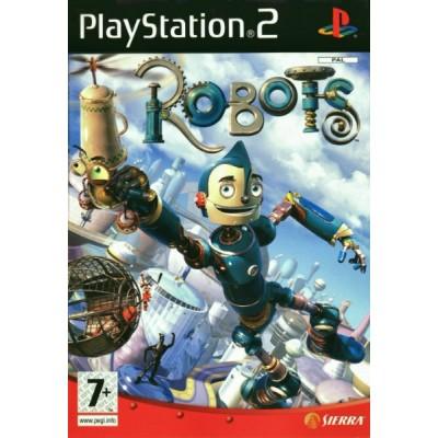 Robots [PS2, английская версия]