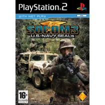 SOCOM 3 U.S. Navy Seals [PS2]