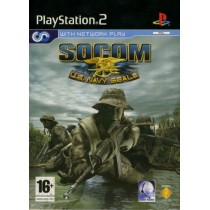 SOCOM U.S. NAVY SEALs [PS2]