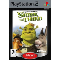 Shrek The Third [PS2]