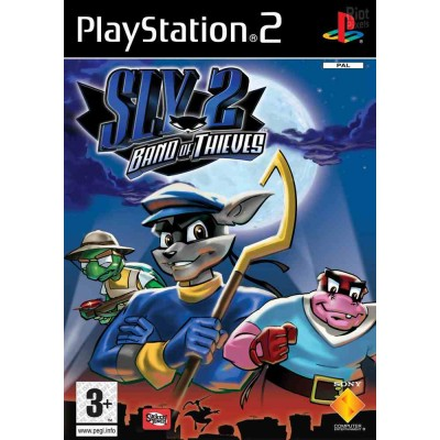 Sly 2 - Band of Thieves [PS2, русская версия]