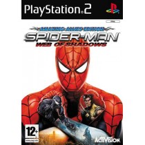 Spider Man Web of Shadows - Amazing Allies Edition [PS2]
