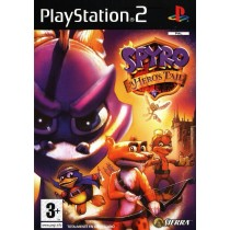 Spyro A Heros Tail [PS2]
