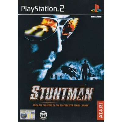 Stuntman (Каскадёр) [PS2, английская версия]