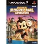 Super Monkey Ball Adventure [PS2]