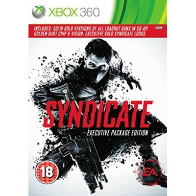 Syndicate - Executive Package Edition [Xbox 360, русские субтитры]