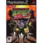 Teenage Mutant Ninja 3 Mutant Nightmare [PS2]