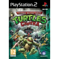 Teenage Mutant Ninja Turtles Схватка [PS2]
