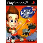 The Adventures of Jimmy Neutron Boy Genius Jet Fusion [PS2]
