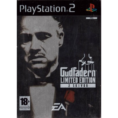 The Godfather Limited Edition [PS2, английская версия]