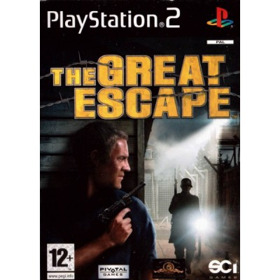 The Great Escape [PS2, английская версия]