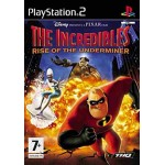 The Incredibles Rise of the Underminer [PS2]