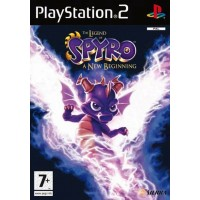 The Legend of Spyro - A New Beginning [PS2]