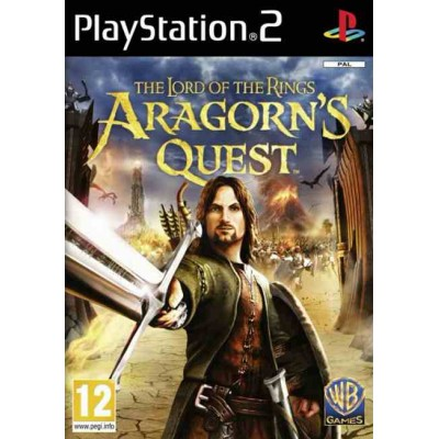 The Lord of the Rings - Aragorns Quest [PS2, английская версия]