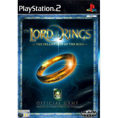 The Lord of the Rings - The Fellowship of the Ring [PS2, английская версия]