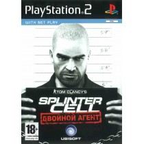 Tom Clancys Splinter Cell Двойной Агент [PS2]