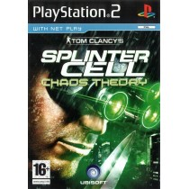 Tom Clansys Splinter Cell - Chaos Theory [PS2]
