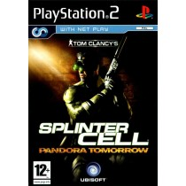 Tom Clansy's Splinter Cell Pandora Tomorrow [PS2]