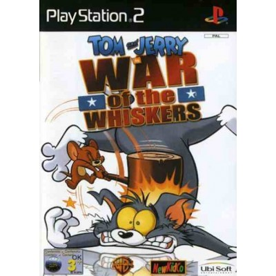 Tom and Jerry - War of the Whiskers [PS2, английская версия]