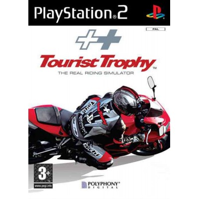 Tourist Trophy - The Real Riding Simulator [PS2, английская версия]