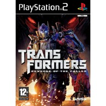 Transformers Revenge of the Fallen [PS2]